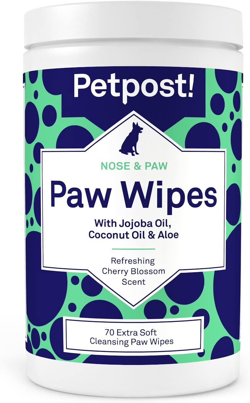 Disinfettare le zampe del cane